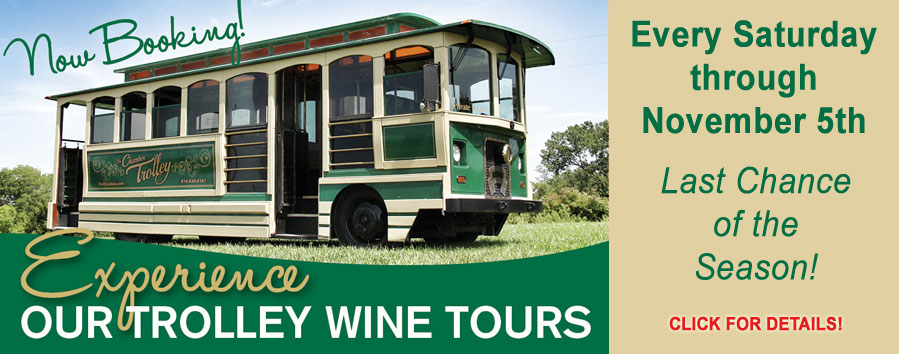 Trolley Wine Tours