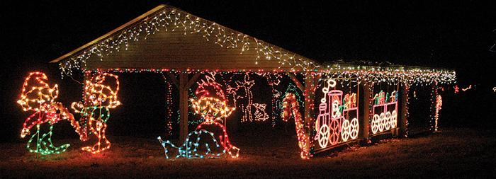 Lane Of Lights Visit Excelsior Springs Missouri