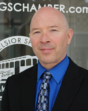 Michael Fitzpatrick, Chamber Director